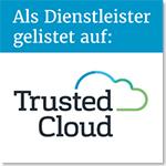 Dienstleister auf Trusted Cloud